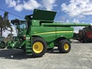 Combine For Sale:  2014 John Deere S690
