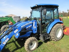 Tractor For Sale 2018 New Holland Boomer 40 T4B , 40 HP