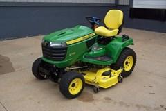 Riding Mower For Sale 2016 John Deere X739 , 25 HP