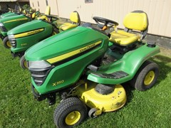 Lawn Mower For Sale 2017 John Deere X350 , 19 HP
