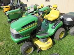 Lawn Mower For Sale 2009 John Deere LA115 , 19 HP