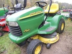 Lawn Mower For Sale 1998 John Deere LT166 , 16 HP
