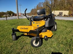 Zero Turn Mower For Sale Cub Cadet RZT L , 23 HP