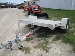 Equipment Trailer For Sale 2016 Misc 10' Tilt Bed-Alum Line