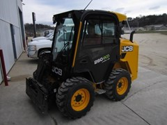 Skid Steer For Sale 2017 JCB 260 side entry