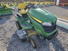 Lawn Mower For Sale 2016 John Deere X330 , 18 HP