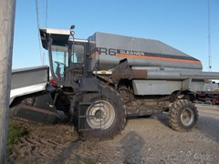Combine For Sale 1986 Gleaner R6