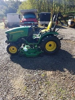 Tractor - Compact Utility For Sale 2008 John Deere 2520 , 25 HP