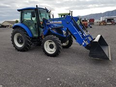 Tractor For Sale 2019 New Holland POWERSTAR 75 , 74 HP