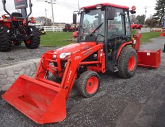 Tractor - Compact For Sale 2007 Kubota B3030HSD , 29 HP