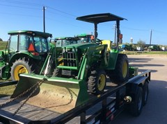 Tractor For Sale 2014 John Deere 3032E