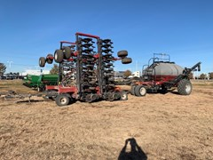 Air Seeder: Air Sys/Cart For Sale 2010 Case IH SDX40/ADX3380
