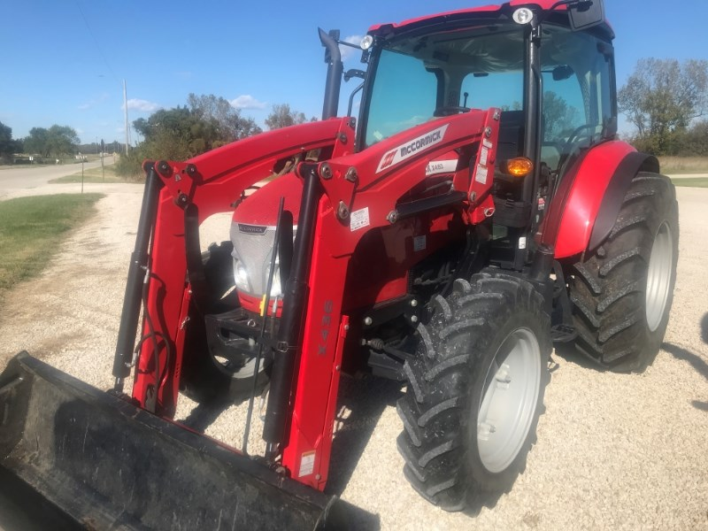 McCormick X4.60 Tractor For Sale