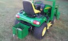 Riding Mower For Sale:  2004 John Deere X585 , 25 HP