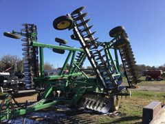 Disk Harrow For Sale 1998 John Deere 637
