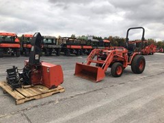 Tractor For Sale 2005 Kubota B7610HSD , 24 HP