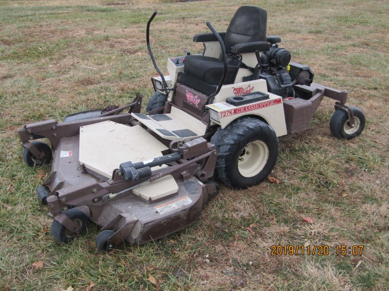 2009 Grasshopper 727K Zero Turn Mower For Sale