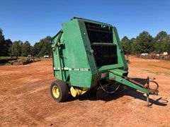 Baler-Round For Sale John Deere 535