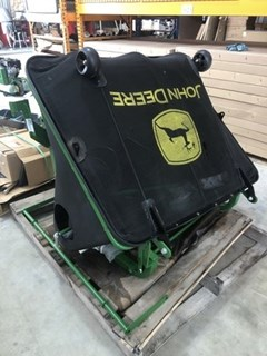 Attachment For Sale John Deere 997 Diesel Material Collection Hopper