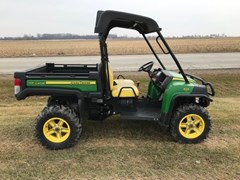 Utility Vehicle For Sale 2011 John Deere XUV 825I GREEN