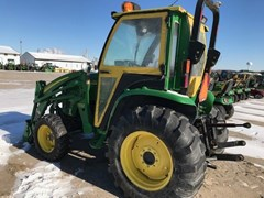 Tractor For Sale 2008 John Deere 4520 , 53 HP
