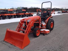 Tractor For Sale 2017 Kubota B2650HSD , 25 HP