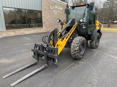 Wheel Loader For Sale 2018 New Holland W50C TC , 50 HP