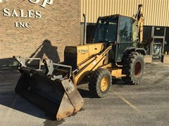 Loader Backhoe For Sale 1996 Ford 575D , 75 HP