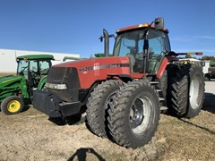 Tractor - Row Crop For Sale 2004 Case IH MX285 , 240 HP