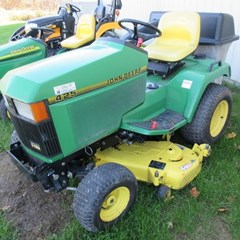 Lawn Mower For Sale 1994 John Deere 425 , 20 HP
