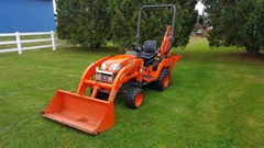 Tractor - Compact For Sale 2011 Kubota BX25 , 25 HP