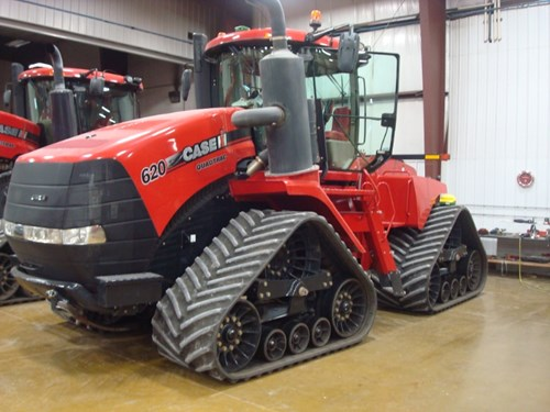 Tractor For Sale:  2016 Case IH STGR 620 , 620 HP