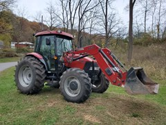 Tractor For Sale 2008 Case IH JX95 , 93 HP