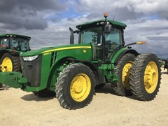 Tractor For Sale 2012 John Deere 8335R , 335 HP