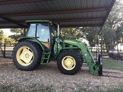 Tractor For Sale 2010 John Deere 6115D , 115 HP