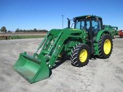 Tractor For Sale 2018 John Deere 6120M , 120 HP
