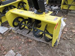 "Snow Blower For Sale 2008 John Deere 44"" 100 Series Snow"