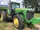 Tractor For Sale:  2005 John Deere 8120 , 208 HP