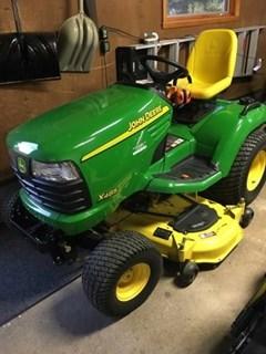 Lawn Mower For Sale 2003 John Deere X485 , 25 HP