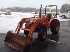 Tractor For Sale 1985 Kubota L2550DT , 29 HP