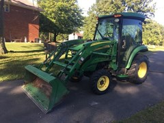 Tractor - Compact Utility For Sale 2009 John Deere 3720 , 44 HP