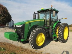 Tractor For Sale 2019 John Deere 8245R , 245 HP