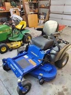 Zero Turn Mower For Sale 2009 Dixon Speedztr 48 , 24 HP