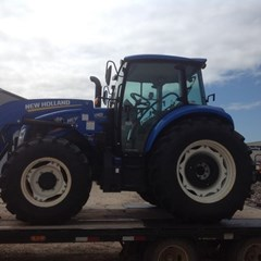 Tractor For Sale 2015 New Holland T4.120 , 117 HP