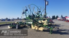 Hay Rake-Rotary For Sale 2019 Krone SWTC880