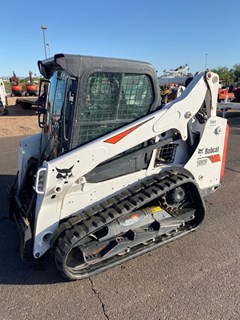 Skid Steer-Track For Sale Bobcat T590 T4