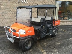 Utility Vehicle For Sale 2013 Kubota RTV1140 , 24 HP