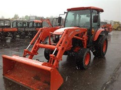 Tractor For Sale 2015 Kubota L6060HSTC , 62 HP