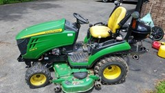 Tractor - Compact Utility For Sale 2011 John Deere 1026R , 26 HP