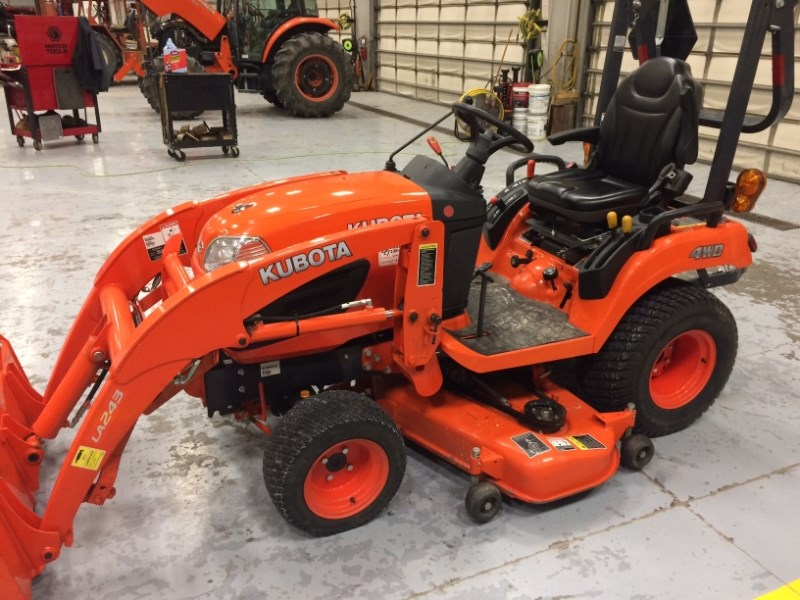 2015 Kubota BX2370 Tractor For Sale